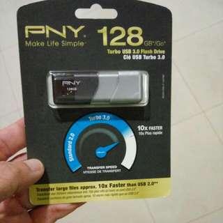 PNY Turbo Usb 3.0 Flash Drive 128GB