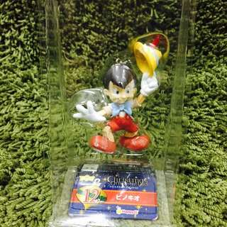 一番賞 日本 迪士尼 小木偶 皮諾丘 公仔 玩具 轉蛋 扭蛋
