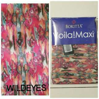 Bokitta Wildeyes New