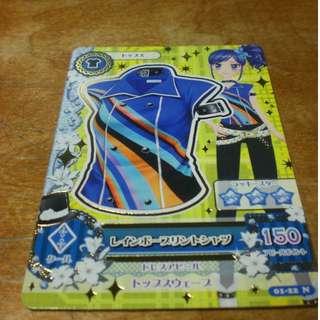 Aikatsu ! 偶像學園 第一季第一彈 01-22N