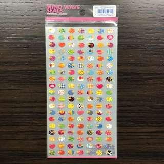 Baa Baa Sheets Stickers