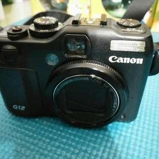 G12類單眼相機