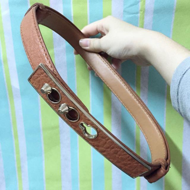 50%卯釘造型皮帶