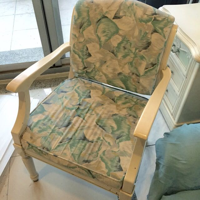 英式傢俱-花布椅/五斗櫃/大衣櫃