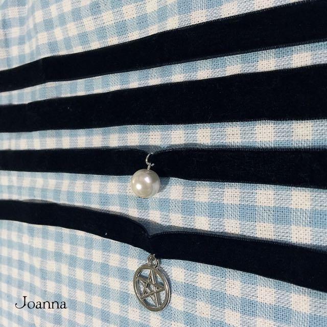 預購+現貨💗緞帶款頸鍊💗