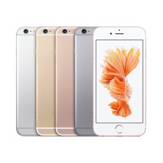Apple iPhone 6s Plus 16g 金色 全新