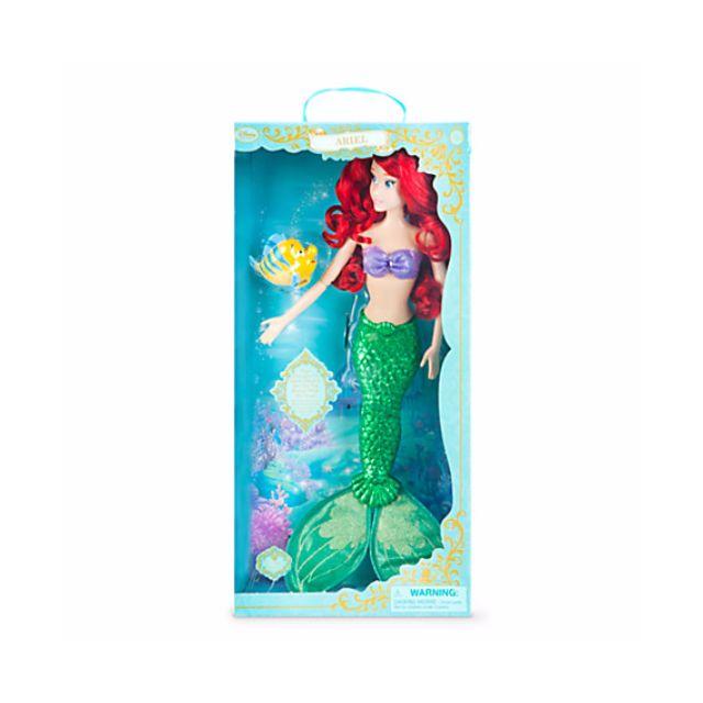 "Ariel唱歌芭比""18"""