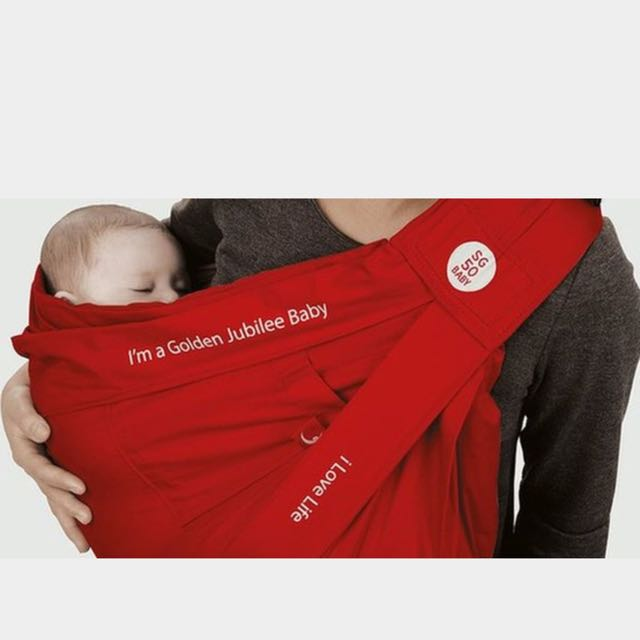 2eaab6b27ce Baby Sling Carrier The Baba Sling SG50