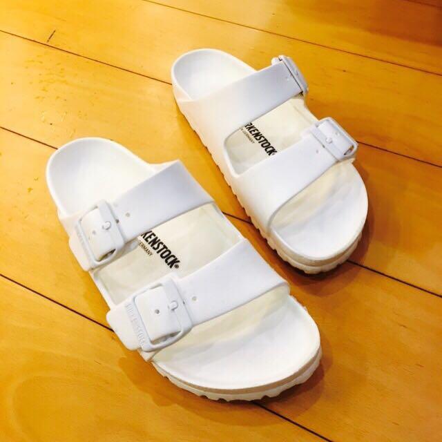 Birkenstock 勃肯EVA防水拖鞋(兩條帶)