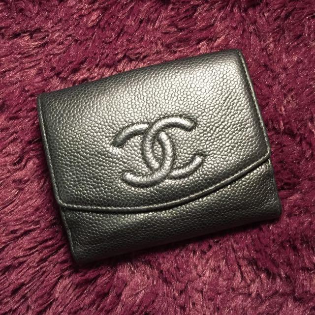 Chanel 短夾