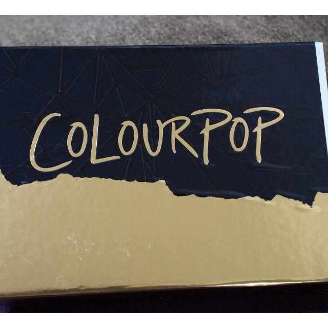 全新Colourpop 6顆眼影組合