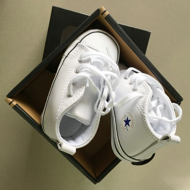 Converse Baby Shoes Size 4