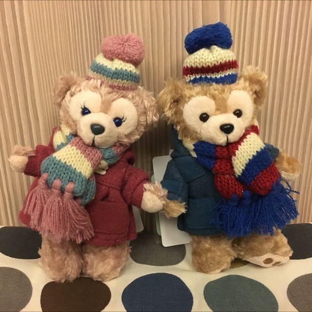 ❗️已預訂✨全新絕版冬季大衣款有帽Duffy ShellieMay