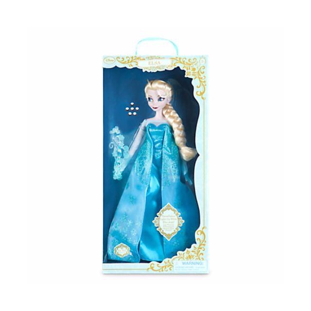 "Elsa唱歌芭比""16"""