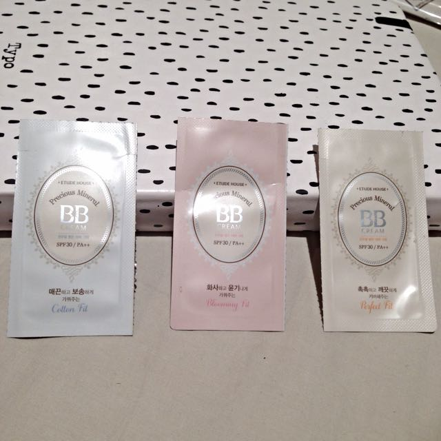 🌸Etude House BB Cream Samples!