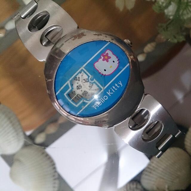 全新Hello Kitty手錶