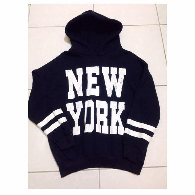 厚帽踢NEW YORK大logo