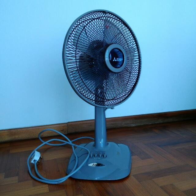 Nifty Tabletop Fan!