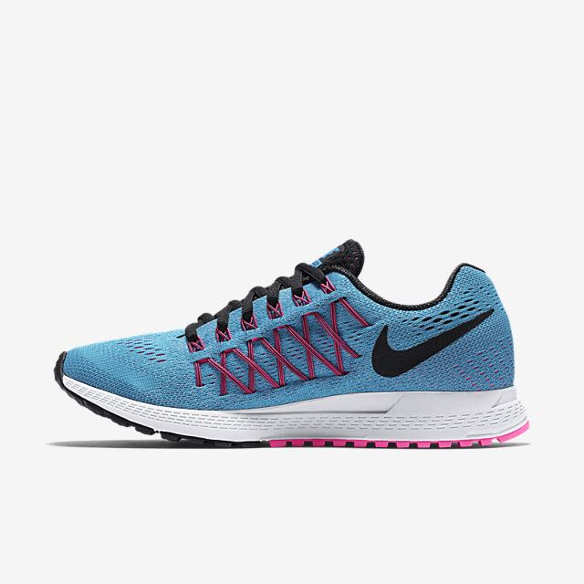 the latest ae6a1 f96a5 Nike Air Zoom Pegasus 32 (Women) - lue Lagoon Sunset Glow Pink Pow Black,  Women s Fashion on Carousell