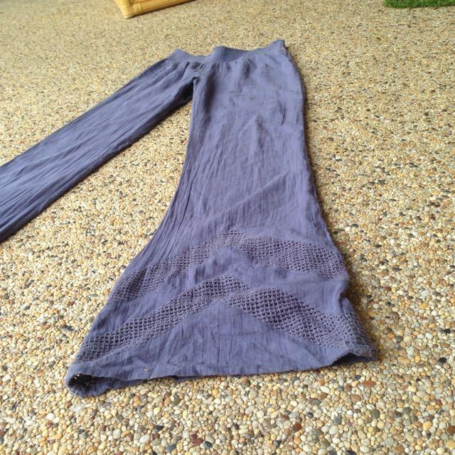 NINTY-ONE Flare Pants