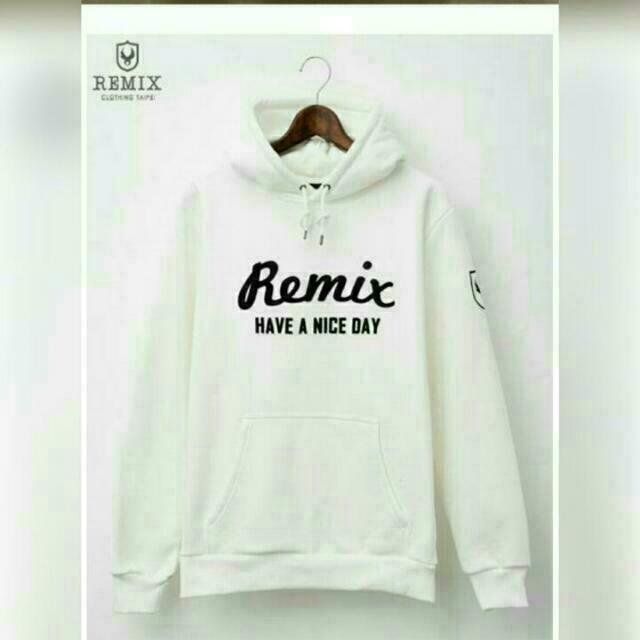 ReMix 13 A/w Remix Hood 👋1860含運👍