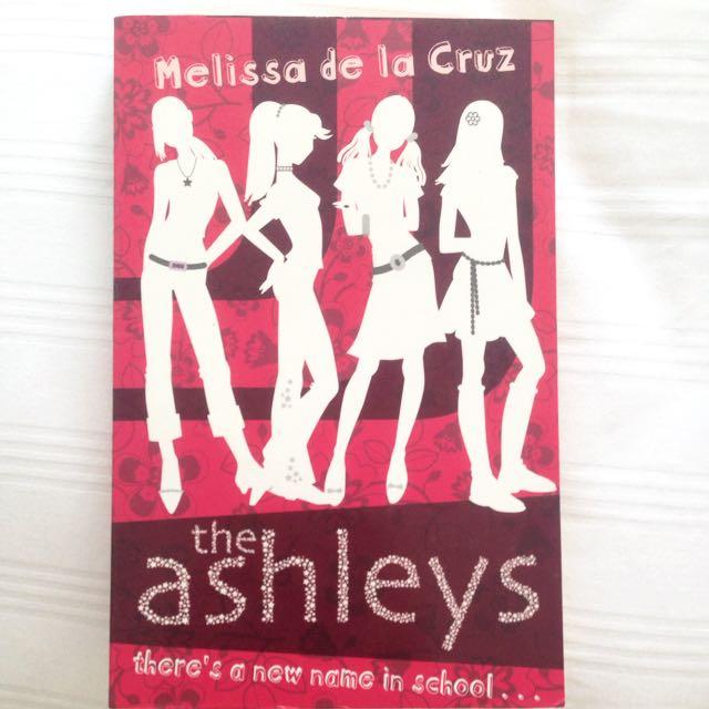 The Ashleys by Melissa de la Cruz