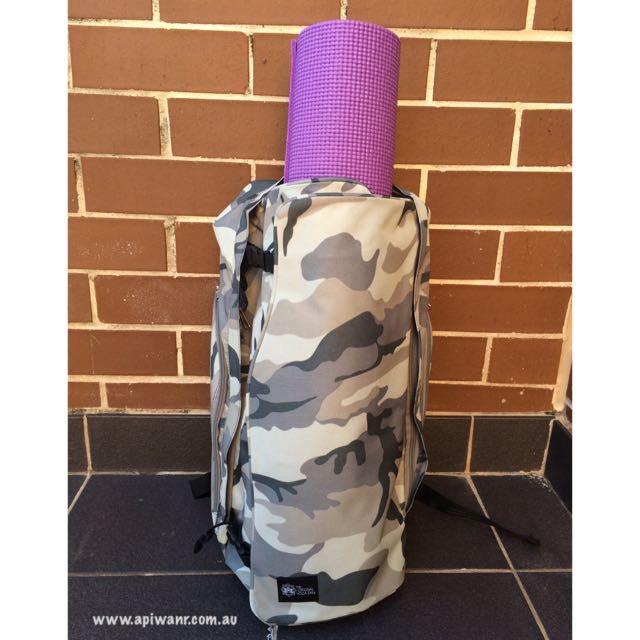6a01a9cc31 The Yoga Sak - Yoga Mat Bag, Sports on Carousell