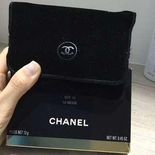 (保留)Chanel 香奈兒活力光采雪紡水潤粉餅 九成新