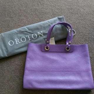 Brand New Oroton Entourage Tote Bag
