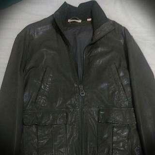 Dkny Jeans M號 適合170以上的人穿 小羊皮