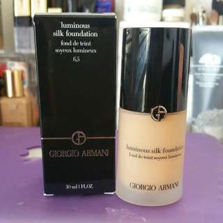 Brand New In Box Giorgio Armani foundation