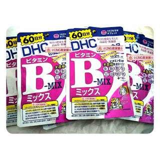 ☆Q醬☆[現貨]DHC維他命B群(60日份)