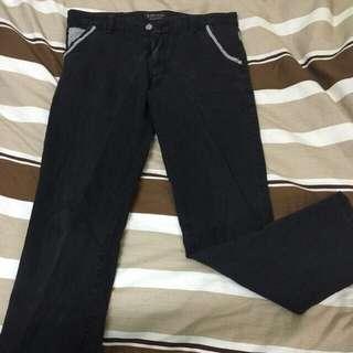 (代售)Net黑色長褲