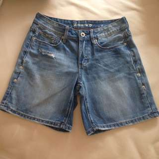 Jeanswest Blue Denim Shorts