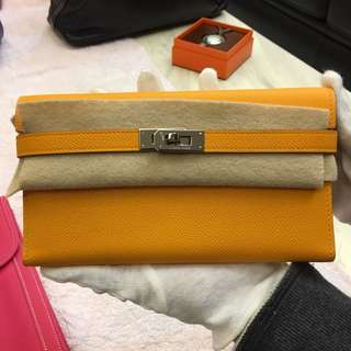 愛馬仕 Hermes Kelly 黃全新