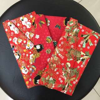 客家奶奶手作紅包袋-共3款(橫式)