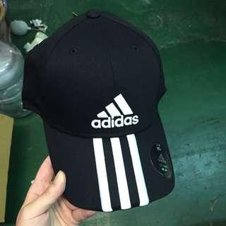 愛迪達 Adidas 經典 黑白 帽子