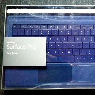Surface Pro 3 Touch Cover/Keyboard (dark blue)