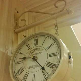 復古 鄉村風格壁鐘
