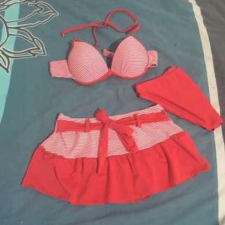 Bikini Set Size 8/10