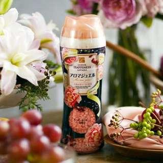 💐限定版香香豆💐P&G 紅石榴牡丹香 (果香+玫瑰) 衣物柔軟芳香顆粒 大容量375g(現貨)