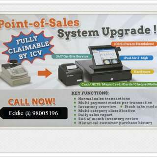 Point - Of - Sales (POS) System