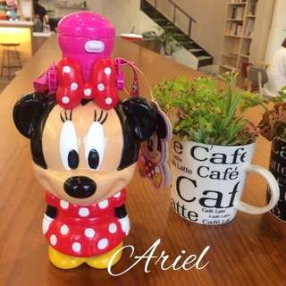 迪士尼購入✨迪士尼立體造型水壺✨