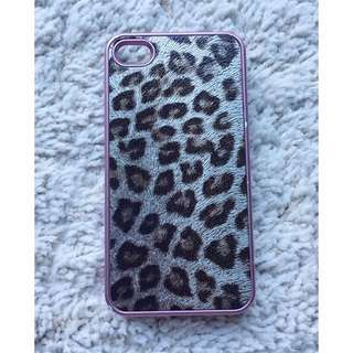 Leopard Prints iphone 4/4S Cover