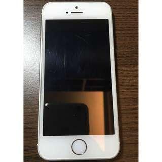 IPhone 5s 銀色 16G 盒裝