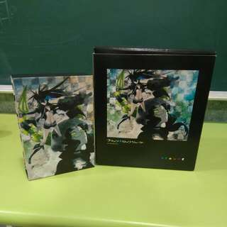 黑岩射手 BLACK ROCK SHOOTER DVD