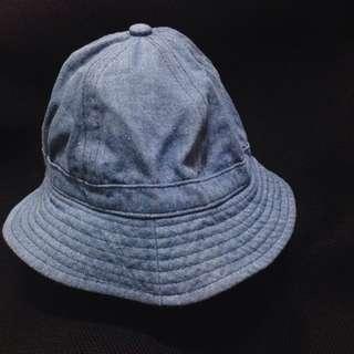 牛仔 漁夫帽
