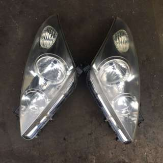 Head Lamp Toyota Wish ORI Japan