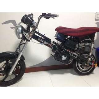 E-bike (SUV-7)