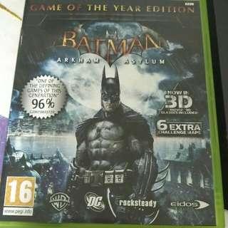 Batman Arkham Asylum GOT edition